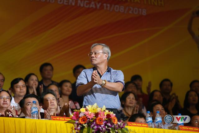 Ảnh: Những khoảnh khắc ấn tượng trong Lễ khai mạc Giải bóng chuyền nữ Quốc tế VTV Cup Ống nhựa Hoa Sen 2018 - Ảnh 5.