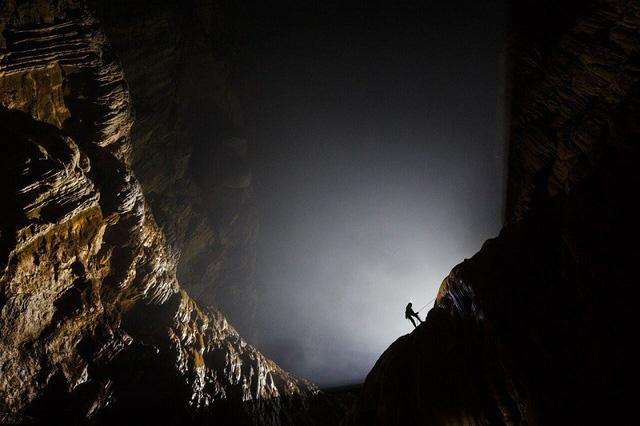 """Ngất ngây với vẻ đẹp của """"Bức tường Việt Nam"""" trong hang Sơn Đoòng - Ảnh 3."""