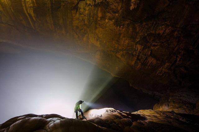 """Ngất ngây với vẻ đẹp của """"Bức tường Việt Nam"""" trong hang Sơn Đoòng - Ảnh 8."""