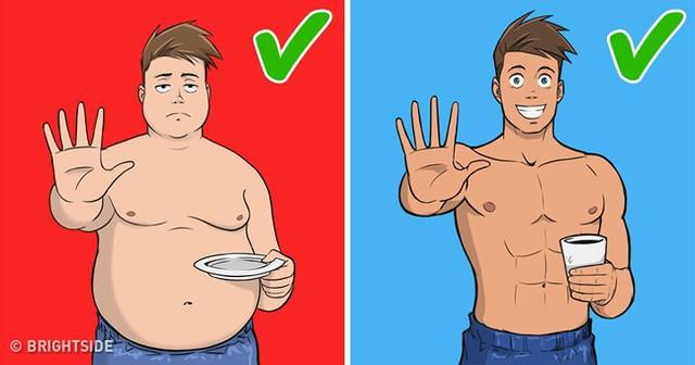 Sai lầm về giảm cân mà nhiều người vẫn tin - Ảnh 8.