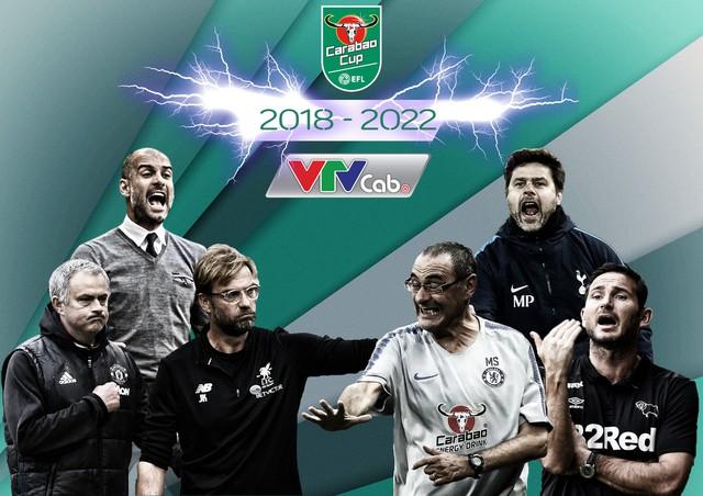 VTVcab sở hữu bản quyền Cúp Liên đoàn Anh 4 mùa giải liên tiếp - Ảnh 1.