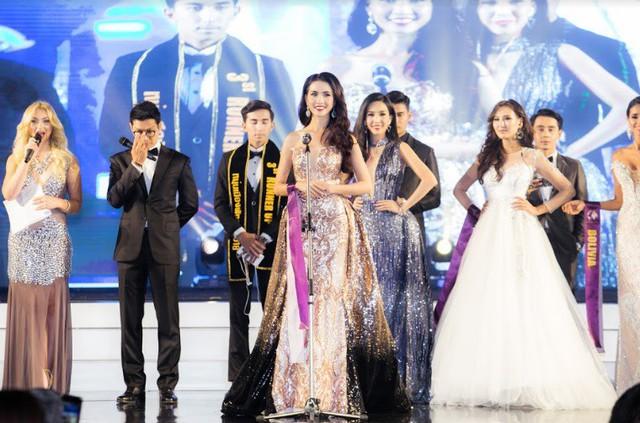 Phan Thị Mơ xuất sắc đăng quang Hoa hậu Đại sứ Du lịch thế giới 2018 - Ảnh 3.