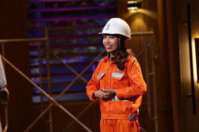 Cô gái 9X ôm mộng xây công ty tỷ đô gọi vốn xuất sắc tại Shark Tank Việt Nam - Ảnh 2.