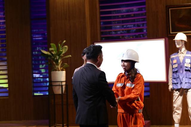 Cô gái 9X ôm mộng xây công ty tỷ đô gọi vốn xuất sắc tại Shark Tank Việt Nam - Ảnh 4.