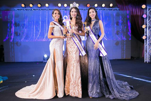 Phan Thị Mơ xuất sắc đăng quang Hoa hậu Đại sứ Du lịch thế giới 2018 - Ảnh 7.