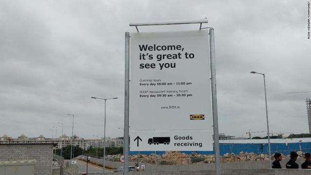 IKEA khai trương cửa hàng đầu tiên tại Ấn Độ - Ảnh 1.