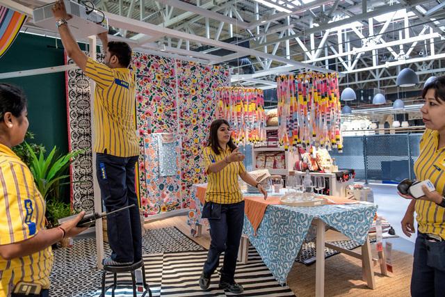 IKEA khai trương cửa hàng đầu tiên tại Ấn Độ - Ảnh 2.