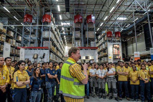 IKEA khai trương cửa hàng đầu tiên tại Ấn Độ - Ảnh 4.