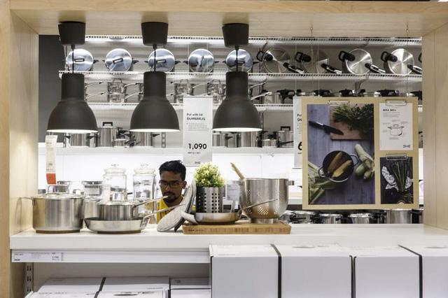 IKEA khai trương cửa hàng đầu tiên tại Ấn Độ - Ảnh 6.