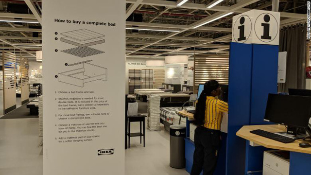 IKEA khai trương cửa hàng đầu tiên tại Ấn Độ - Ảnh 7.