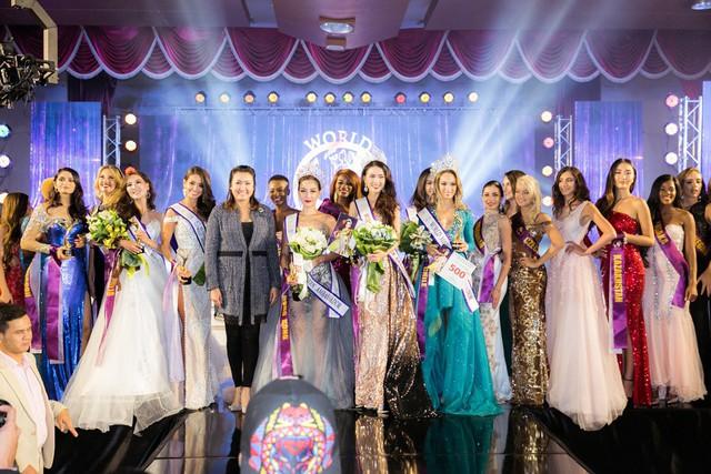 Phan Thị Mơ xuất sắc đăng quang Hoa hậu Đại sứ Du lịch thế giới 2018 - Ảnh 8.