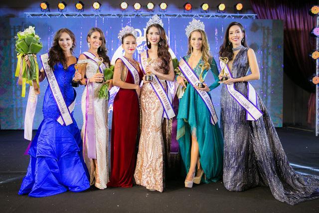 Phan Thị Mơ xuất sắc đăng quang Hoa hậu Đại sứ Du lịch thế giới 2018 - Ảnh 5.