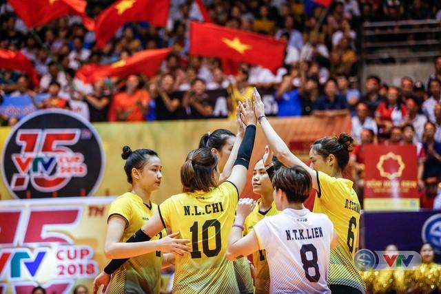 VTV Cup Ống nhựa Hoa Sen 2018: ĐT Việt Nam nhận thưởng 200 triệu đồng trước trận chung kết - Ảnh 1.