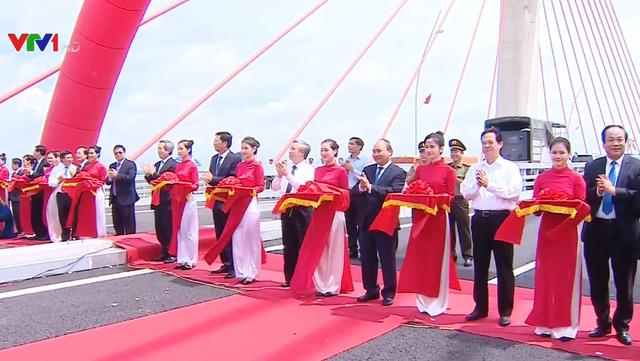 Khánh thành cao tốc Hạ Long - Hải Phòng - Ảnh 1.