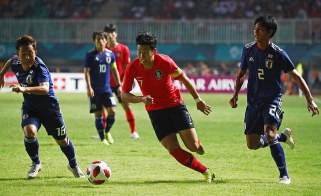 Hạ Olympic Nhật Bản, Olympic Hàn Quốc giành chức vô địch ASIAD 2018 - Ảnh 3.