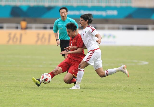 ẢNH: Olympic Việt Nam giành vị trí thứ 4 tại ASIAD khi để thua Olympic UAE trong loạt đá luân lưu - Ảnh 5.