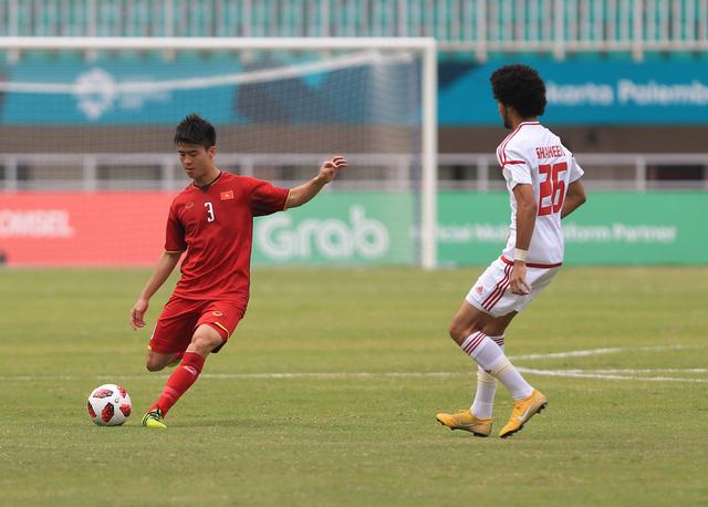 ẢNH: Olympic Việt Nam giành vị trí thứ 4 tại ASIAD khi để thua Olympic UAE trong loạt đá luân lưu - Ảnh 6.