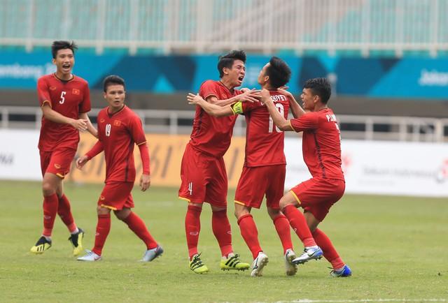 ẢNH: Olympic Việt Nam giành vị trí thứ 4 tại ASIAD khi để thua Olympic UAE trong loạt đá luân lưu - Ảnh 8.