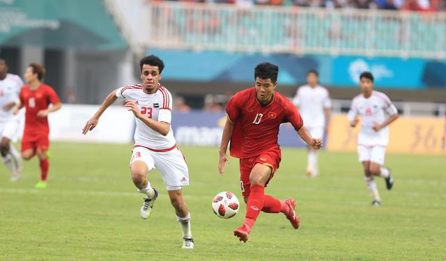 ẢNH: Olympic Việt Nam giành vị trí thứ 4 tại ASIAD khi để thua Olympic UAE trong loạt đá luân lưu - Ảnh 7.
