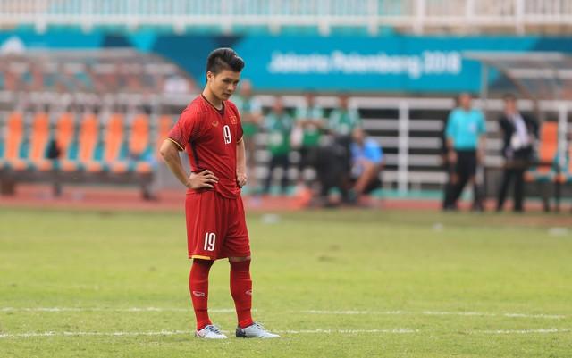 ẢNH: Olympic Việt Nam giành vị trí thứ 4 tại ASIAD khi để thua Olympic UAE trong loạt đá luân lưu - Ảnh 12.