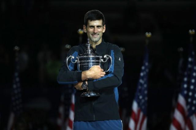 Giành Grand Slam thứ 14, Djokovic sung sướng khi được sánh vai với Sampras - Ảnh 1.