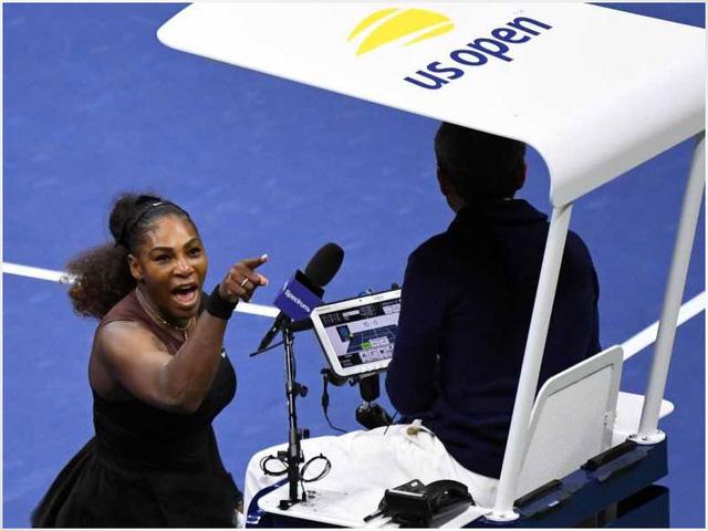 Del Potro: Serena Williams là một tay vợt vĩ đại, chúng tôi sẽ tiếp tục theo dõi cô ấy thi đấu - Ảnh 3.