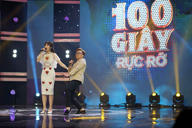 Hari Won tất bật chạy show 100 giây rực rỡ giữa tin đồn mang bầu - Ảnh 3.