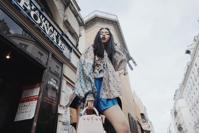 Châu Bùi, người truyền cảm hứng thời trang của giới trẻ - Ảnh 2.