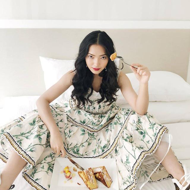 Châu Bùi, người truyền cảm hứng thời trang của giới trẻ - Ảnh 4.