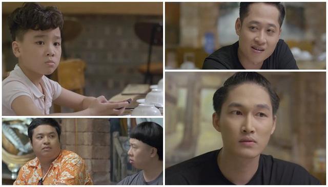 Yêu thì ghét thôi - Tập 5: Chính thức lộ diện kẻ thứ 3 chen vào cuộc sống của Kim - Du - Ảnh 3.