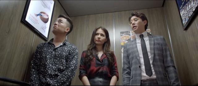 Yêu thì ghét thôi - Tập 5: Chính thức lộ diện kẻ thứ 3 chen vào cuộc sống của Kim - Du - Ảnh 2.