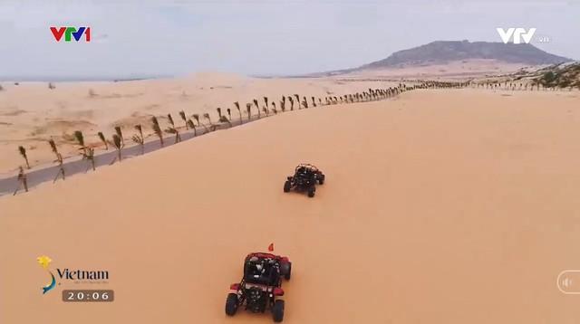 Phiêu lưu cùng gió và cát Ninh Thuận - Ảnh 1.