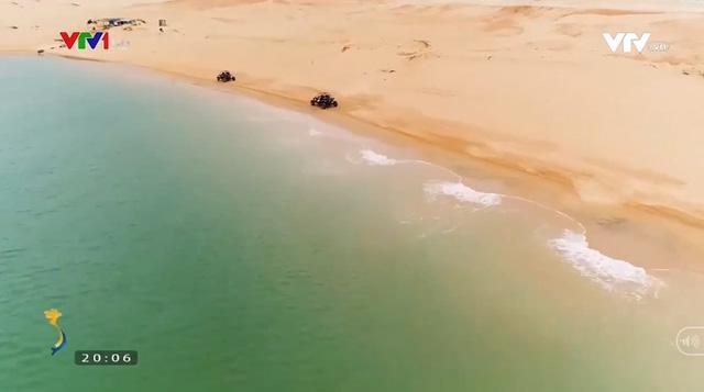 Phiêu lưu cùng gió và cát Ninh Thuận - Ảnh 2.