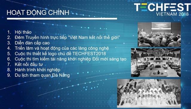 3 điểm mới hứa hẹn hút khách ở Techfest Vietnam 2018 - Ảnh 3.