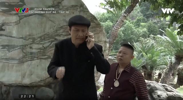 Quỳnh búp bê - Tập 10: Phong tiếp tục gây chuyện, ông Cấn điên đầu giải quyết - Ảnh 3.