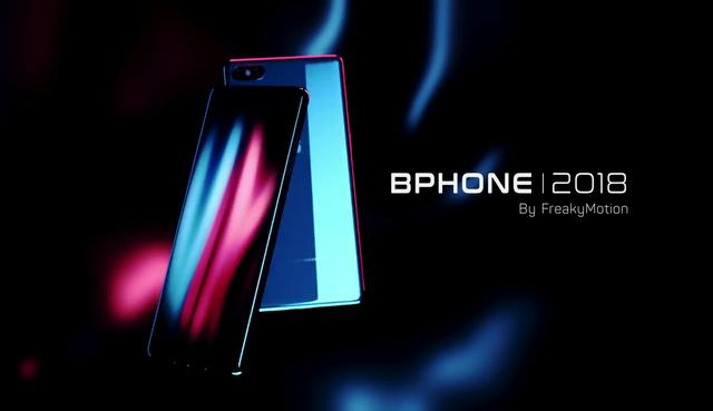 Ngắm concept Bphone 2018 sang trọng, bóng bẩy với màn hình tràn viền - Ảnh 1.