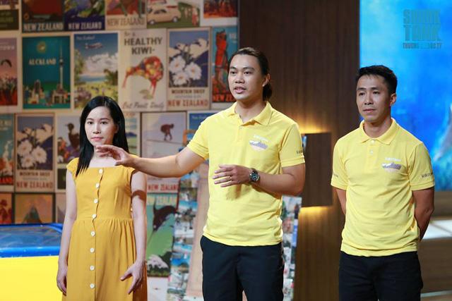 Shark Tank Việt Nam - Tập 11: Đi gọi vốn quá sớm, startup kem trái cây thất bại - Ảnh 3.