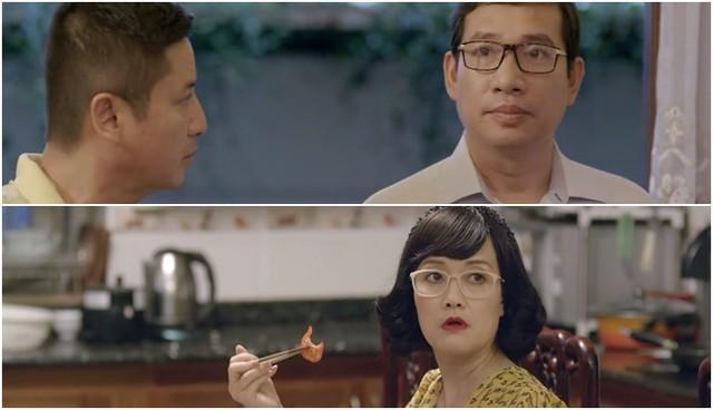 Yêu thì ghét thôi - Tập 6: Bố ruột Kim bất ngờ trở về, bị bà Diễm đuổi thẳng cổ - Ảnh 2.