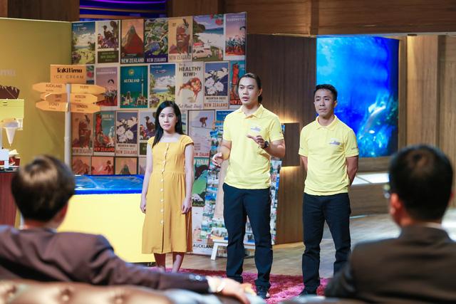 Shark Tank Việt Nam - Tập 11: Đi gọi vốn quá sớm, startup kem trái cây thất bại - Ảnh 2.