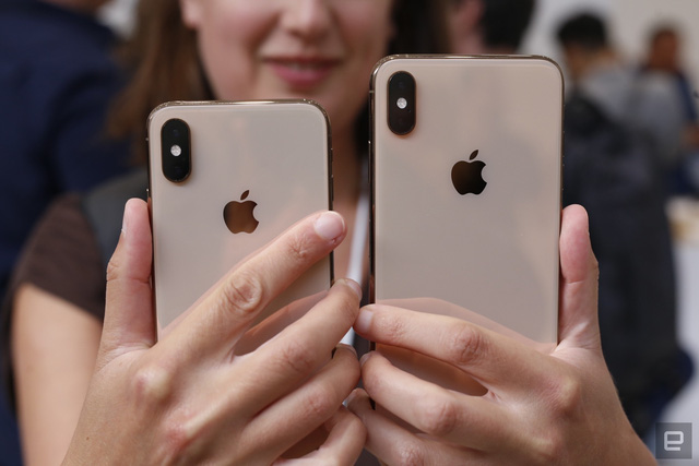 Phát sốt với giá bán dự kiến iPhone Xs Max tại Việt Nam - Ảnh 1.