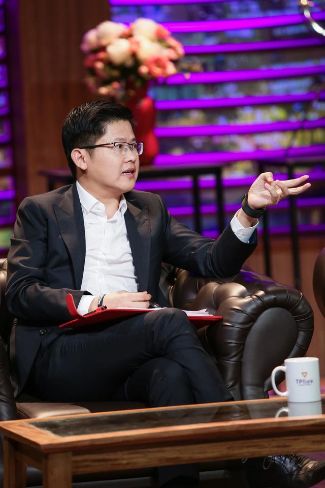 Shark Tank Việt Nam - Tập 11: Đi gọi vốn quá sớm, startup kem trái cây thất bại - Ảnh 5.