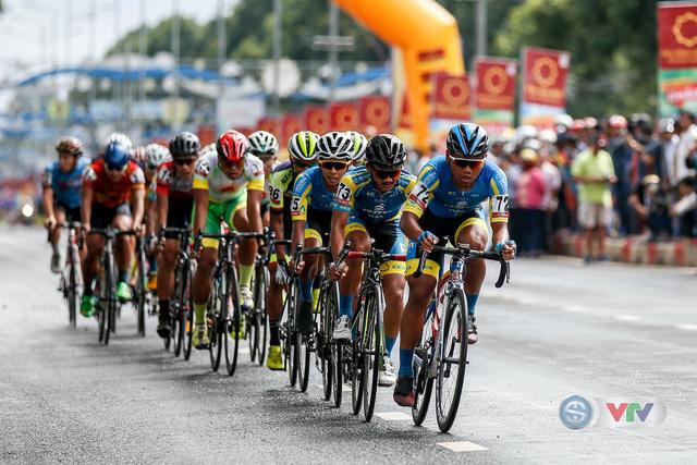 ẢNH: Những khoảnh khắc ấn tượng chặng 12 Giải xe đạp quốc tế VTV Cup Tôn Hoa Sen 2018 - Ảnh 8.