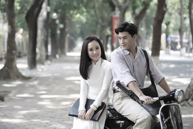 BTV Hoài Anh lần đầu tiết lộ về vai diễn với NSƯT Mạnh Cường - Ảnh 4.