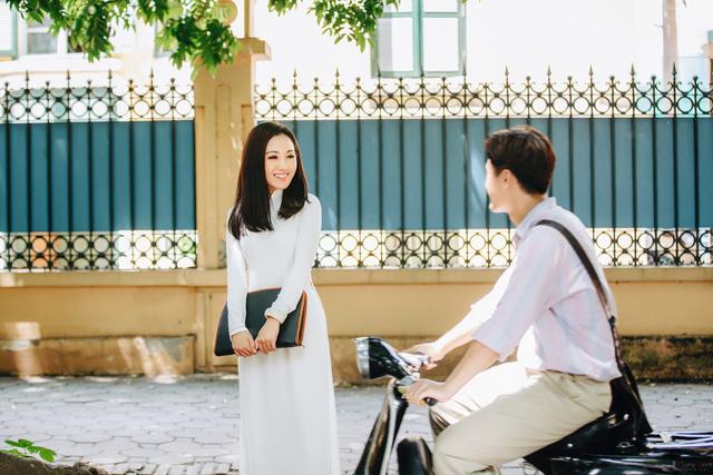 BTV Hoài Anh lần đầu tiết lộ về vai diễn với NSƯT Mạnh Cường - Ảnh 1.