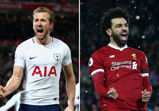 Thú vị cuộc đối đầu giữa hai chân sút Salah – Kane - Ảnh 1.