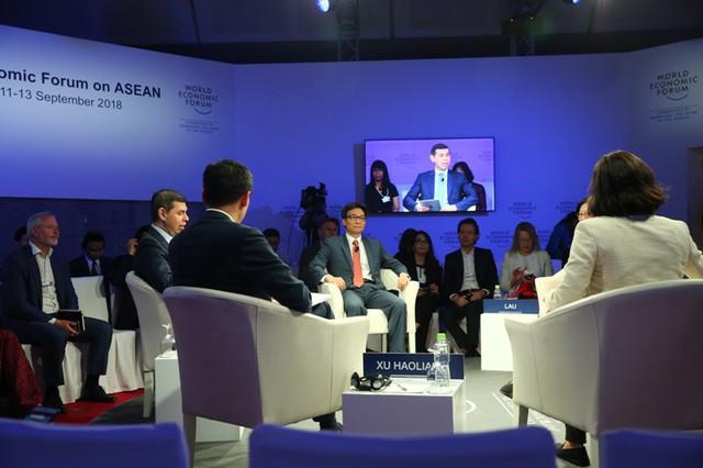 Lạc quan về tương lai việc làm của ASEAN thời Cách mạng công nghiệp 4.0 - Ảnh 1.
