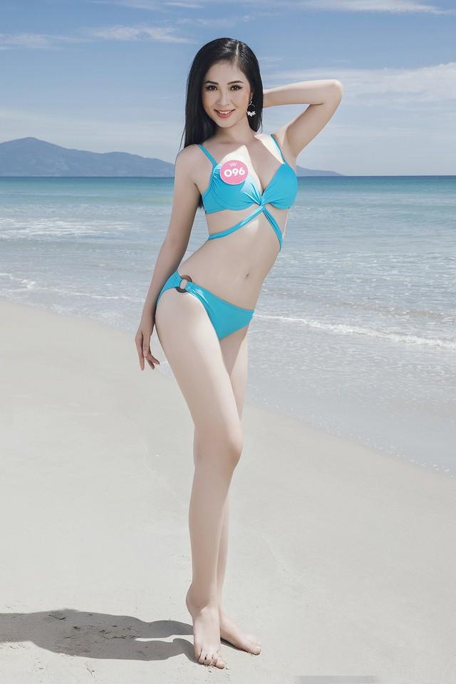 43 thí sinh Hoa hậu Việt Nam khoe bộ ảnh bikini trước đêm Chung kết - Ảnh 11.