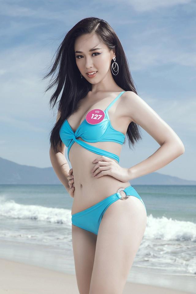 43 thí sinh Hoa hậu Việt Nam khoe bộ ảnh bikini trước đêm Chung kết - Ảnh 15.