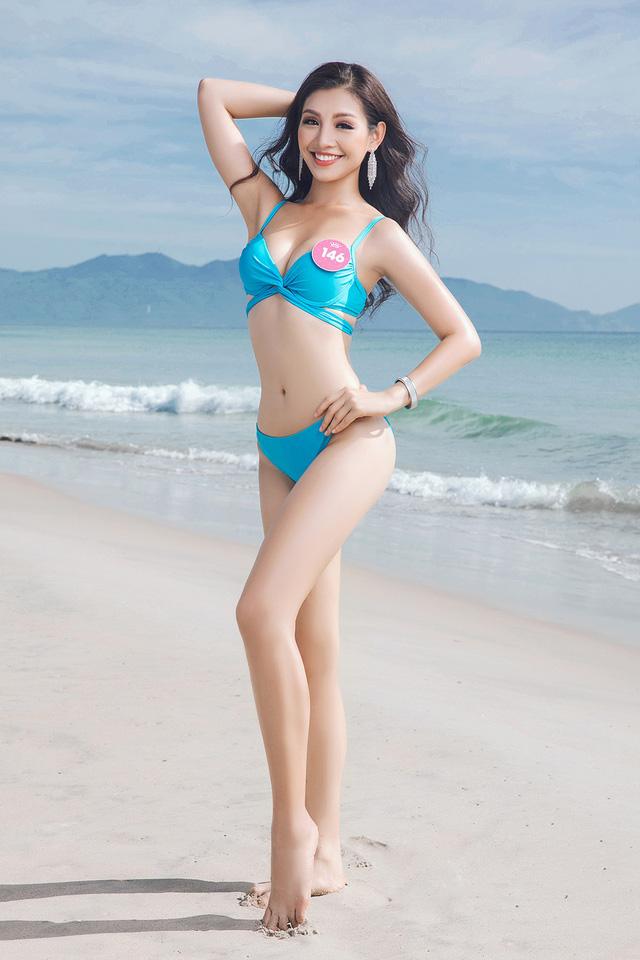 43 thí sinh Hoa hậu Việt Nam khoe bộ ảnh bikini trước đêm Chung kết - Ảnh 17.
