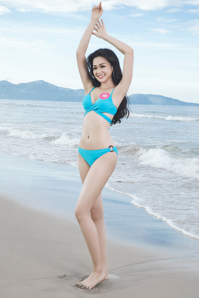 43 thí sinh Hoa hậu Việt Nam khoe bộ ảnh bikini trước đêm Chung kết - Ảnh 18.